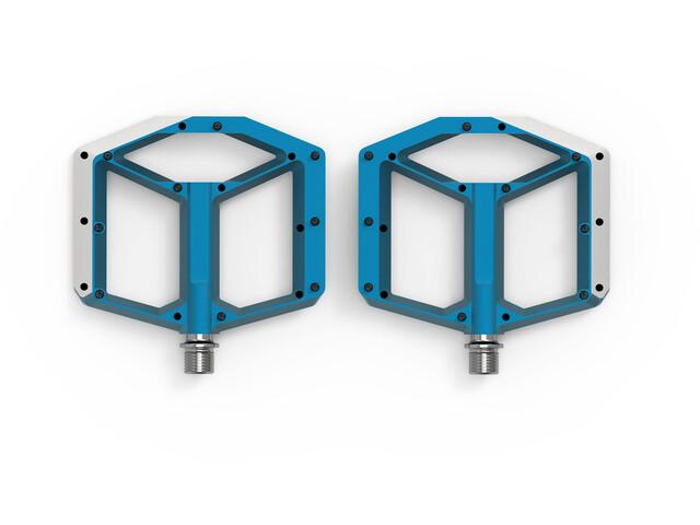 Cube ACID Flat A2-IB Pedales, azul